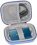 Étui de Voyage Rigide Housse Cas pour Samsung Disque Dur Externe SSD...