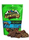 Wild Meadow Farms - Classic Venison Bites - USA Made Soft Jerky Dog Treats