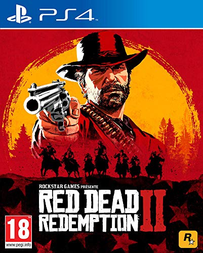 Red Dead Redemption 2 - PlayStation 4 [Importación francesa]