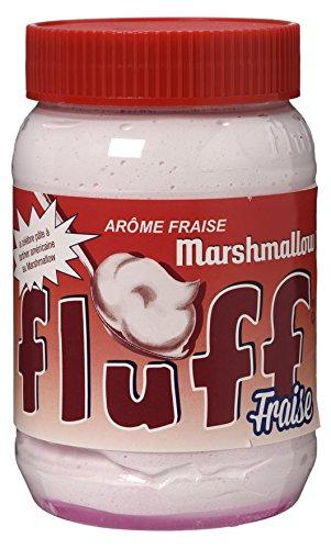 Fluff Marshmallow Creme Strawberry (213g)