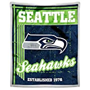 You won't be able to resist cuddling up to your favorite team with this soft throw that will provide you with incomparable warmth and comfort. The OFFICIAL NFL Mink with Sherpa Throw by The Northwest Company is a two-sided throw, making it hard to ch...