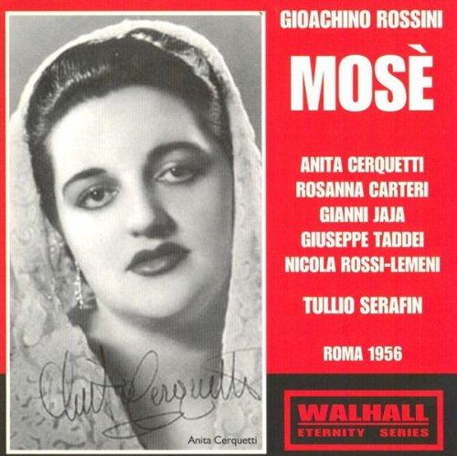 Rossini - Mose 1956