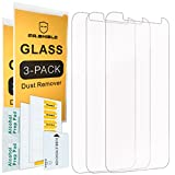 [3-Pack]- Mr.Shield for ZTEZFiveCLTE [Tempered Glass] Screen Protector [Japan Glass with 9H Hardness] with Lifetime Replacement