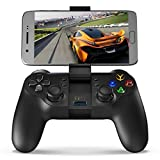GameSir T1 Bluetooth Wireless Controller Android PUBG Gamepad, Wired USB PC Gaming Controller(Windows 7/8/10), PS3
