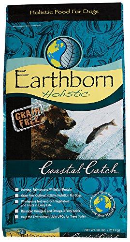 Earthborn Holistic Coastal Catch Grain-Free Dry...