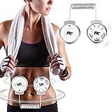 6 modalità di massaggio e 10 intensità regolabili, per soddisfare diverse esigenze di forma e snellezza. Multiuso, per bruciare grassi e modellare il corpo. Funziona su tutto il corpo: braccia, gambe, vita, schiena, glutei. Per ridurre e bruciare il ...