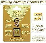 Amplim 64GB UHS-II SDXC SD Card...