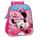 Disney Minnie Smile Equipaje Infantil, 50 cm, 34 Litros, Rosa