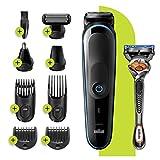 Braun MGK5280 Tondeuse 9-En-1 - Tondeuse à cheveux et barbe, Tondeuse...
