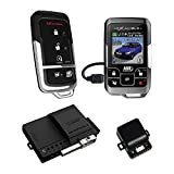 Excalibur Alarms Auto Keyless Entry Car Universal Remote Keyless Entry System 2 Way Security