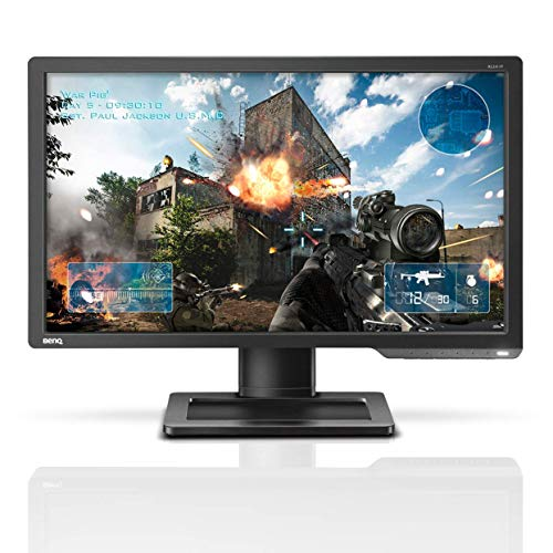 BenQ ZOWIE XL2411P 24 Inch 144Hz Gaming Monitor   1080P 1ms   Black eQualizer &...
