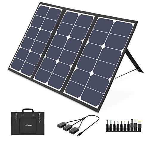 VITCOCO - Caricatore solare da 63 W, pannello...