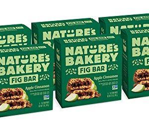 Nature's Bakery Whole Wheat Fig Bar, Vegan + Non-GMO 44