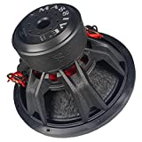 Massive Audio SUMMOXL154 – 15 Inch Car Audio 3000 Watt SUMMOXL Series Competition Subwoofer, Dual 4 Ohm, 2 Inch Voice Coil. Sold Individually