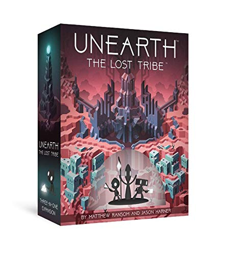Brotherwise Games Unearth Lost Tribe Expansion