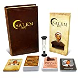 Salem 1692 Board Game - Witch Hunt Game for Friends and Family - A Game of Cards, Strategy, Deceit, and Luck for 4-12 Players