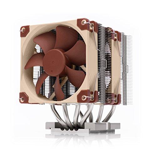 Noctua NH-D9 DX-3647 4U, Disipador de CPU Intel Xeon LGA3647 (Marrón)