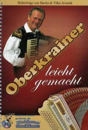 Oberkrainer leicht gemacht - Steirische Harmonika Noten [Musiknoten]