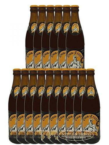 Odin - Trunk (Honigbier / 16 Flaschen à 0,5 l / 5,4 % vol.) inc.1.28€ MEHRWEG Pfand