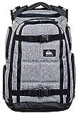 Quiksilver Men's Grenade Backpack, Light Grey Heather, 1SZ