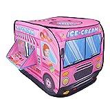 Tente de jeu pour enfants le camion de glaces