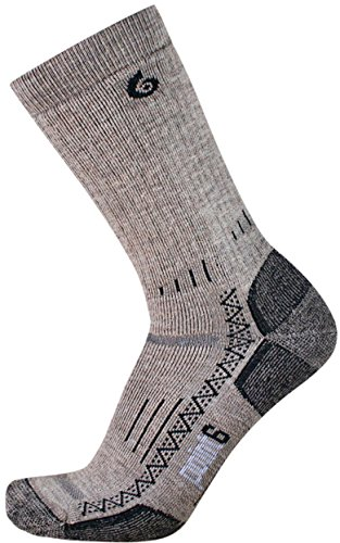point6 Wool Hiking Essential Crew Sock
