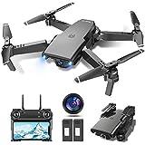 Drone con Telecamera 1080P HD Drone Pieghevole FPV Drone...