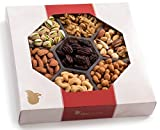 Gourmet Nuts Gift Basket For Her & Him,...