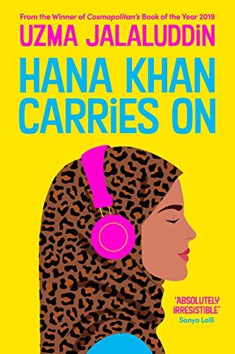 Hana Khan Carries On by [Uzma Jalaluddin]