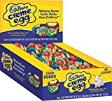 CADBURY Milk Chocolate Creme Easter Candy, 1.2 Oz, Full Size Eggs, 48 Count