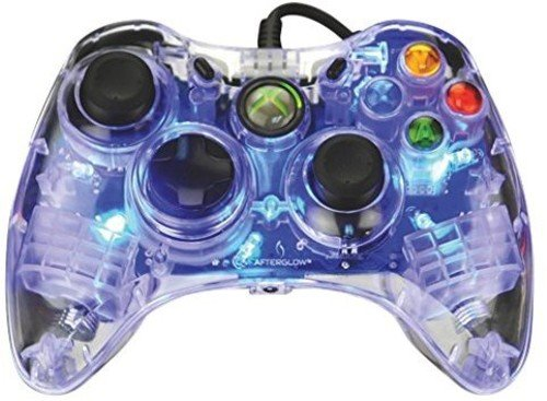 Afterglow Wired Controller for Xbox 360 - Blue
