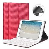 Coque Clavier iPad Mini 1/2/3 - GOOJODOQ 7.9'[Mise À Niveau] Couverture de...