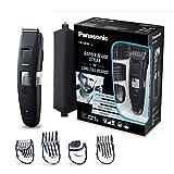 Panasonic ER-GB96-K503 Tondeuse barbe et cheveux avec lames en forme de peigne,...