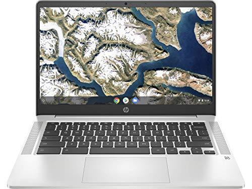 HP Chromebook 14a-na0004ns - Ordenador portátil HD de 14' (Intel...