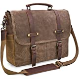 51Q4YNVK7yL. SL160  - Ibagbar Canvas Messenger Bag Review