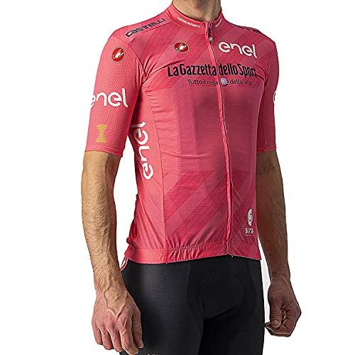 自転車ウェア 2021 ジロデイタリア XLサイズ 半袖ジャージ マリアローザ