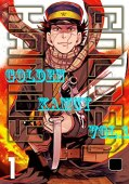 Golden kamuy, vol. 1 (english edition)