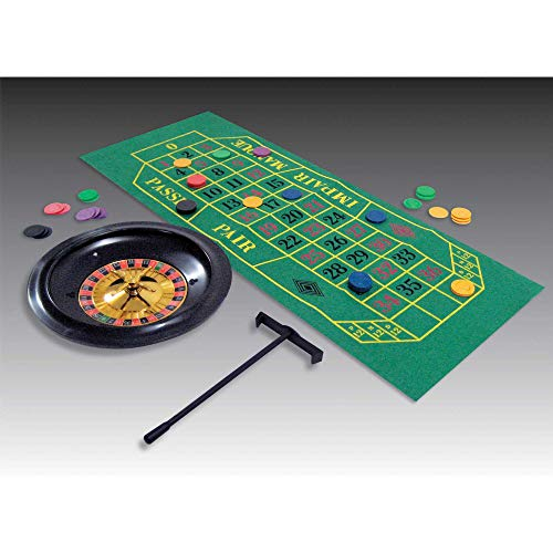 amscan Casino Roulette Set Themenparty Mottoparty