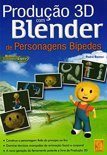 Producción 3D con Blender de Personajes Bípedos