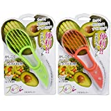 3 in 1 Avocado Slicer and Pitter -...