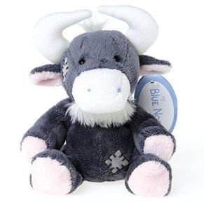 My Blue Nose Friends - Ñu de Peluche (Tatty Teddy & My Blue Nose Friends)