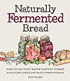 Naturally Fermented Bread: How to Use Yeast Water Starters to Bake Wholesome Loaves and Sweet Fermented Buns