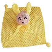 Thỏ crochet chống dị ứng - naninha
