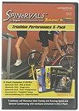 Spinervals Triathlon Performance 5-Pack DVD