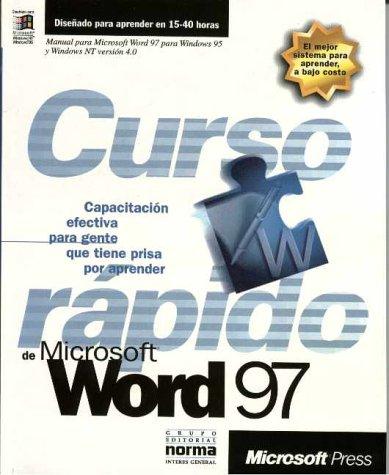 Curso Rapido de Microsoft Word 97