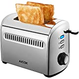 2 Slice Toaster, 1.6-inch...