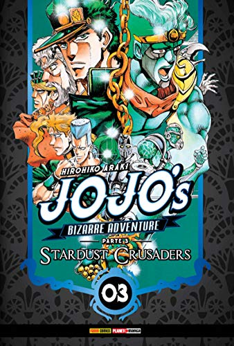 Jojo's bizarre adventure - parte 3 - stardust crusaders vol. 3