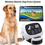 CarePetMost Wireless Electric Dog Fence System Outdoor Invisible