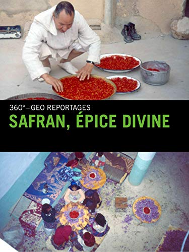 Safran, épice divine