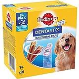Pedigree Dentastix - Friandises pour grand chien, 56 bâtonnets...